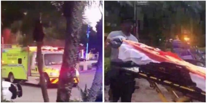 Balacera en la piscina de un complejo de apartamentos en Miami dejó un herido