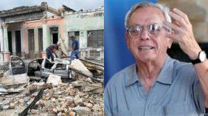 Eusebio Leal dice que a pesar del tornado La Habana estará renovada para el 500 aniversario en noviembre