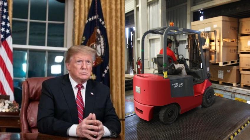Presidente Trump quiere más inmigrantes legales para trabajar en las fábricas