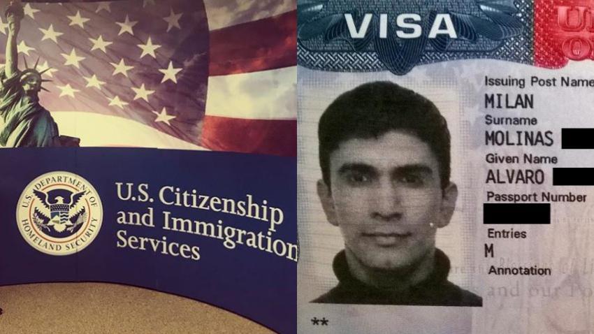 """USCIS emite aviso a extranjeros con visa de """"no inmigrante"""" por la actualización del Formulario I-539"""