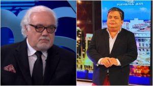 "Presidente de América Tevé Carlos Vasallo llama ""Descarado"" a Carlucho"