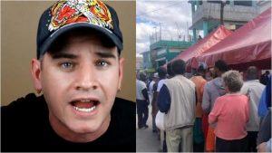 Youtuber cubano arremete contra cubanos afectados por el tornado que no protestan