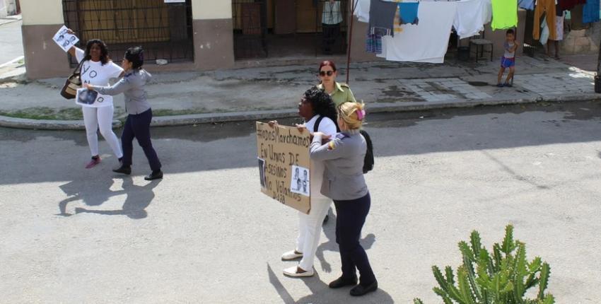El régimen de La Habana duplicó detenciones arbitrarias en Cuba durante el pasado mes de febrero, se contabilizan 405 arrestos