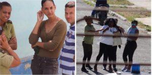 Arrestan a Berta Soler en el Día Internacional de la Mujer, se desconoce su paradero