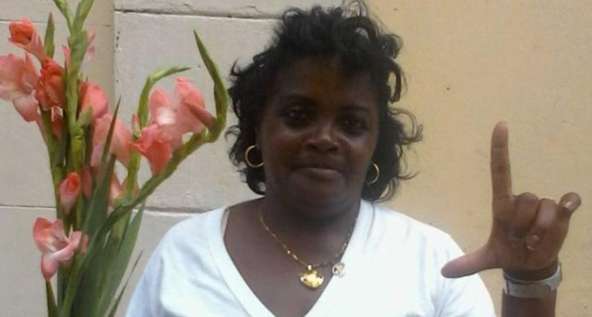 Condenan a la Dama de Blanco Rosario Morales a un año de privación de libertad