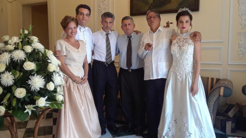 """Más actores cubanos se unen al elenco de la película """"Red Avispa"""""""
