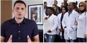 Eliécer Ávila advierte sobre el peligro que corren cooperantes cubanos en Venezuela y pide sean retirados de inmediato