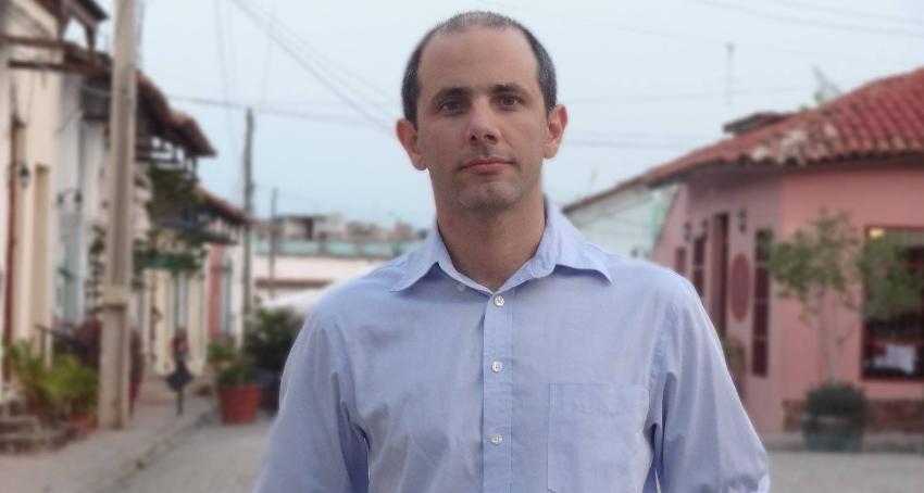 El periodista independiente Henry Constantín denuncia nueva ofensiva de la Seguridad del Estado en su contra