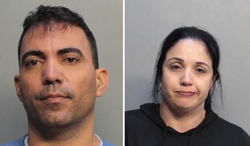 Acusan a esposos de Hialeah Gardens de abusar sexualmente de una menor de edad; ambos ya tenían arrestos previos