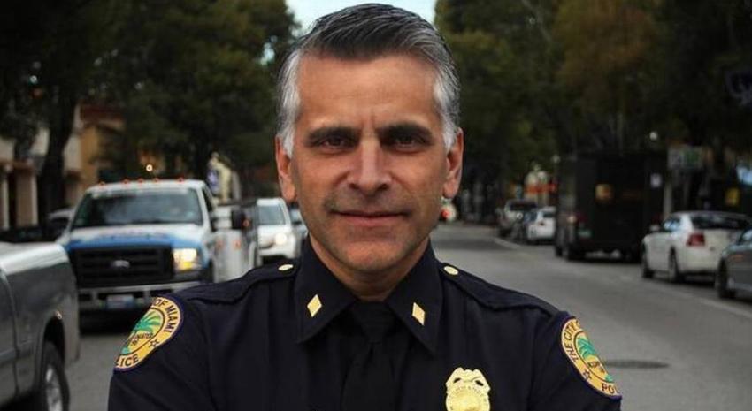 El cubano Jorge Colina, jefe de la policía de Miami rechaza detener a indocumentados para cooperar con ICE