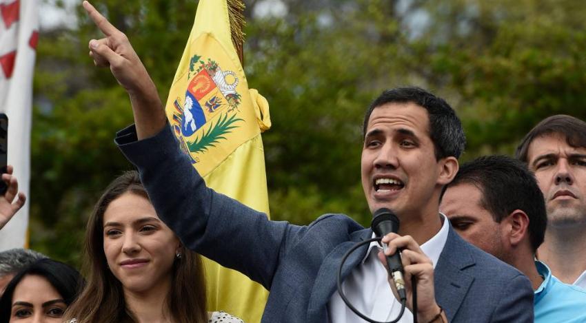 Guaidó no descarta intervención militar de EEUU, y adelanta la Asamblea Nacional de Venezuela podría aprobarla