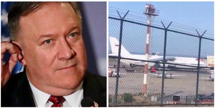 """Mike Pompeo advierte Washington no se quedará de brazos cruzados """"mientras Rusia exacerba las tensiones en Venezuela"""""""