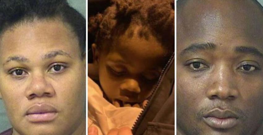 Pareja de Florida fue arrestada tras olvidar a su hija de dos años en un parque durante horas