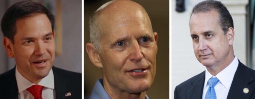 Republicanos de Florida alaban acciones de Trump contra el régimen cubano