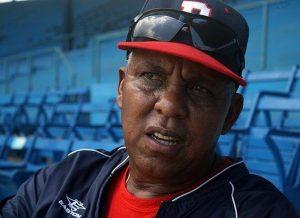 Rey Vicente Anglada será el entrenador del equipo Cuba de béisbol