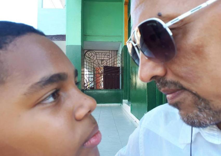 El duro testimonio de un opositor cubano en un mensaje de felicitación de cumpleaños a su hijo