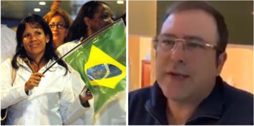 El actor cubano Tony Cortés envía mensaje de apoyo y aliento a los médicos cubanos en Brasil