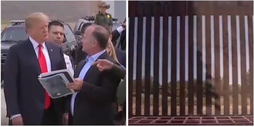 Trump planea aumentar un 10% a las tarifas migratorias con el objetivo de financiar el muro en la frontera