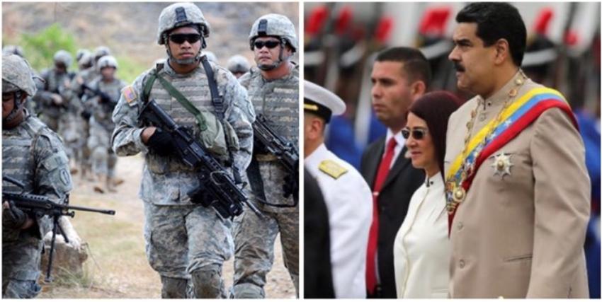 La intervención militar en Venezuela podría darse muy pronto, declaró general estadounidense retirado