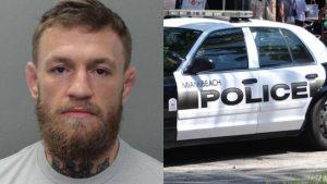 Arrestan al peleador Conor McGregor en Miami Beach