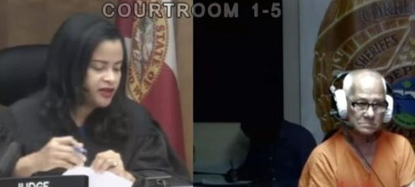 En corte en Miami hombre de 75 años que abusó de un niño de 4
