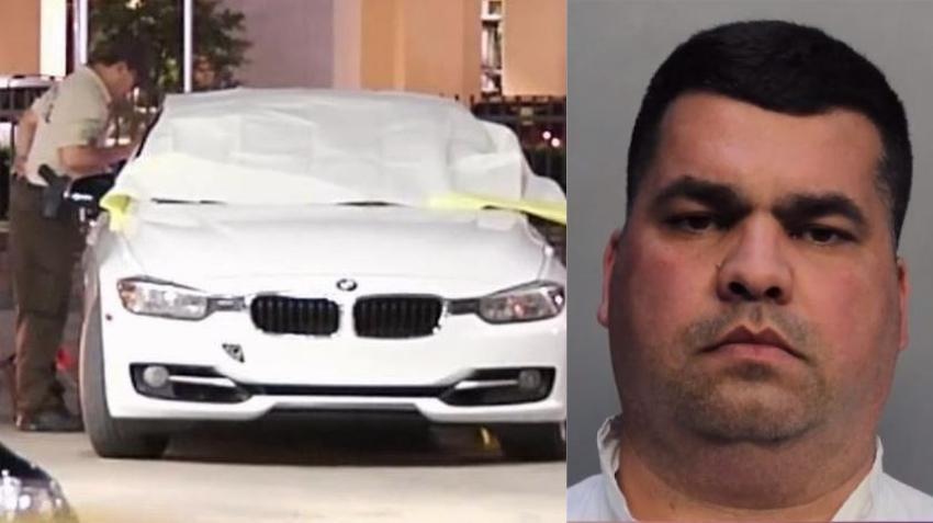 Arrestan a hombre de Hialeah con relación al doble asesinato de una pareja en gasolinera de Miami