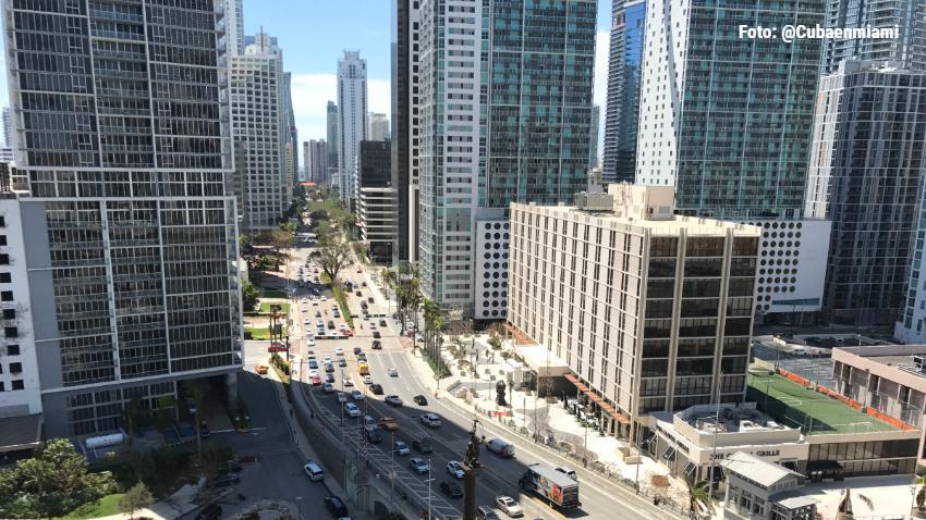 Precio promedio de la renta de un apartamento de un cuarto en Miami ronda los $1790 dólares