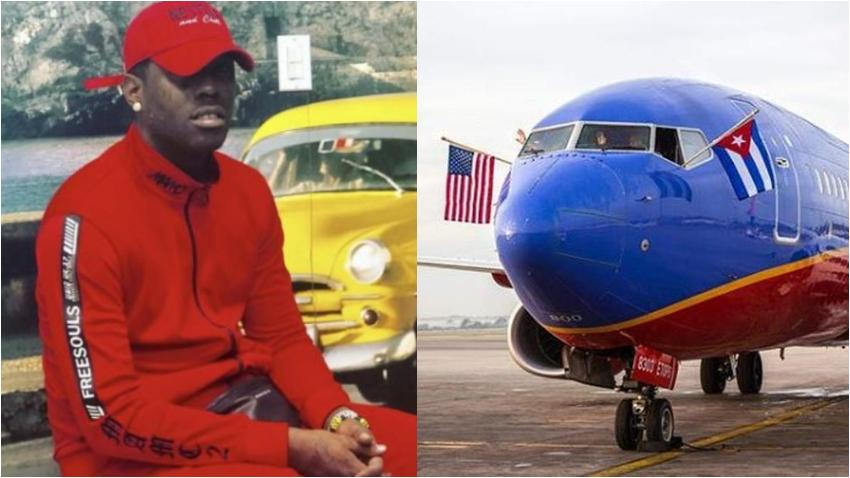 Chocolate MC deseando tener la residencia en Estados Unidos para viajar a Cuba