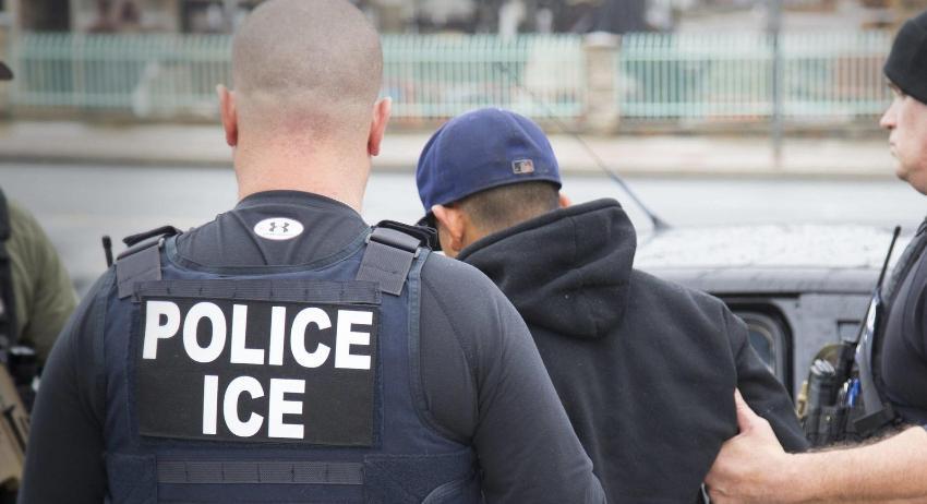 Operativo de ICE en Florida terminó con 139 indocumentados detenidos