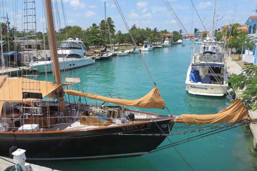 Club Náutico Hemingway organiza competencias deportivas por los 500 de La Habana