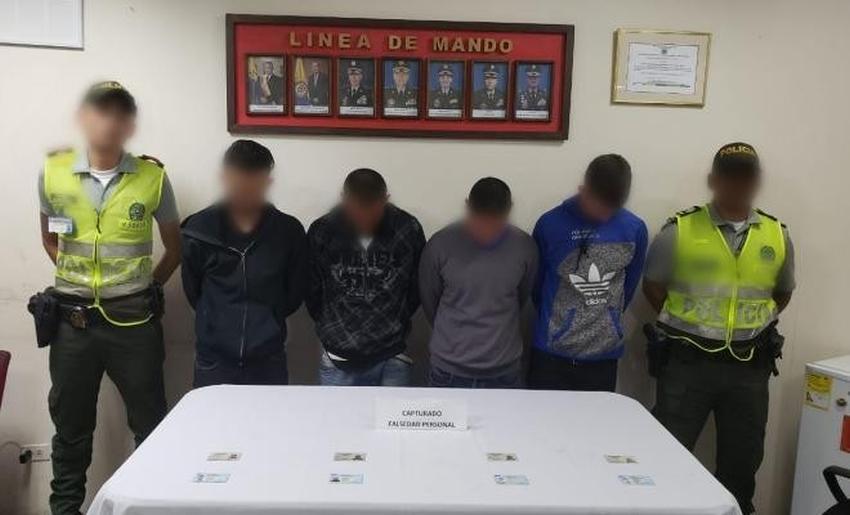 Detienen a cuatro cubanos con documentos falsos en San Andrés, Colombia