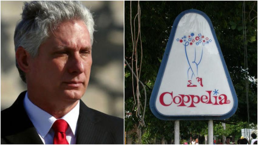 Díaz-Canel promete que la heladería Coppelia volverá a ser la misma que inauguró Fidel Castro en 1965