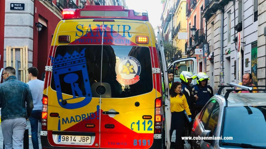 Disparan a ciudadano cubano en Madrid