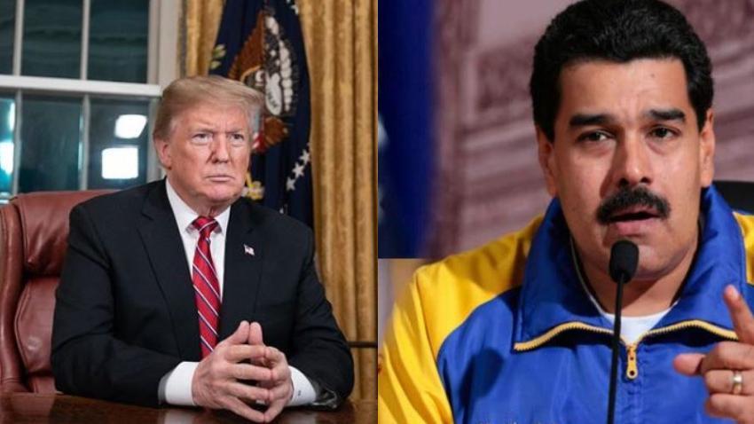 """Estados Unidos implementa un """"bloqueo total"""" al gobierno de Venezuela"""