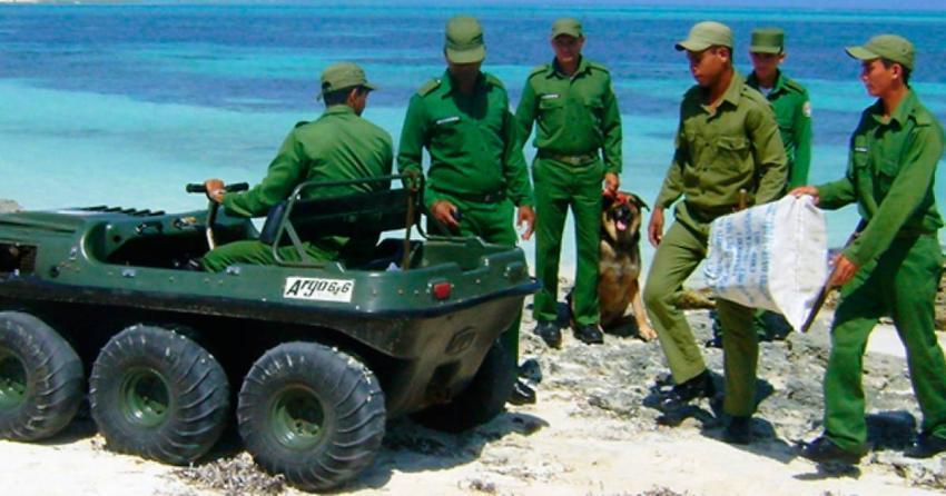 Cuba culpa a cubanos de Miami del tráfico de drogas en las costas de la isla