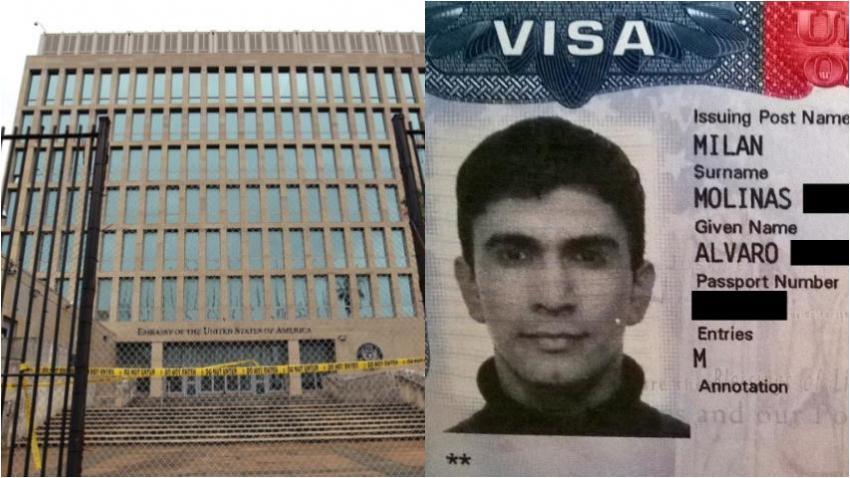 Embajada aclara que los cubanos que ya tienen visa de entradas múltiples de 5 años podrán seguir usándola
