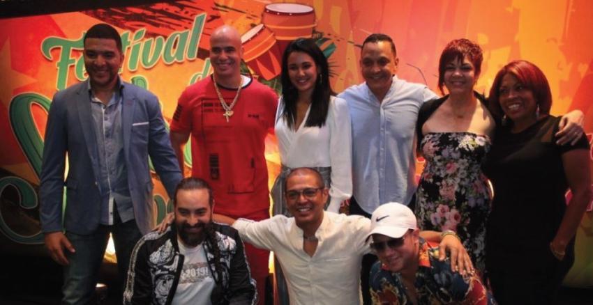 Varios artistas cubanos participaron en el Primer Festival de la Salsa en México