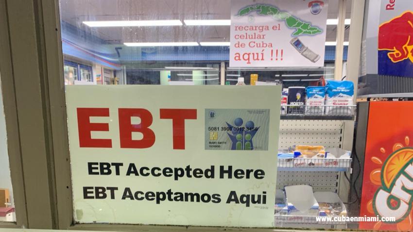 Aprueban en Florida la compra de comestibles por la internet con tarjetas de Food Stamps