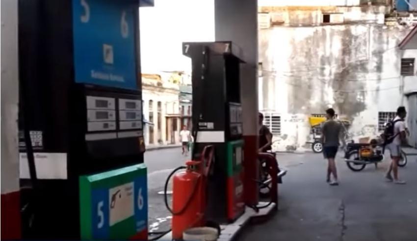 La Habana se queda sin gasolina; largas colas cuando aparece