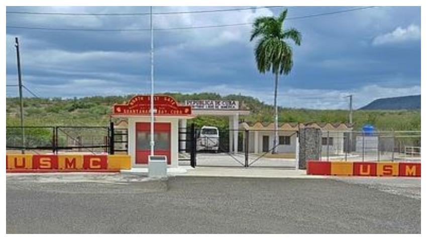 Gobierno de Estados Unidos confirma que entregó a Cuba a tres cubanos que intentaron entrar a la Base Naval de Guantánamo