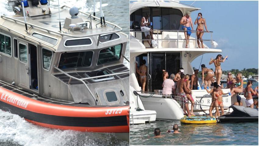 Autoridades en Florida aumentarán las patrullas marítimas el 4 de julio ante preocupaciones por botes con conductores bajo influencia de alcohol