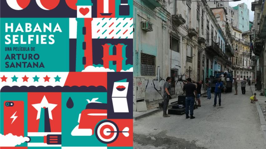 5 razones para seguir de cerca la nueva película cubana Habana Selfies
