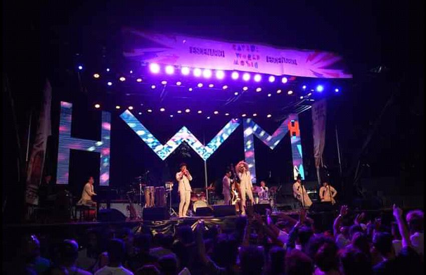 Festival Havana World Music llega a su final después de 6 años de éxitos