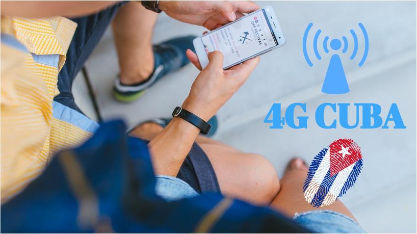 Los teléfonos iPhone ya pueden conectarse a la red de 4G en Cuba