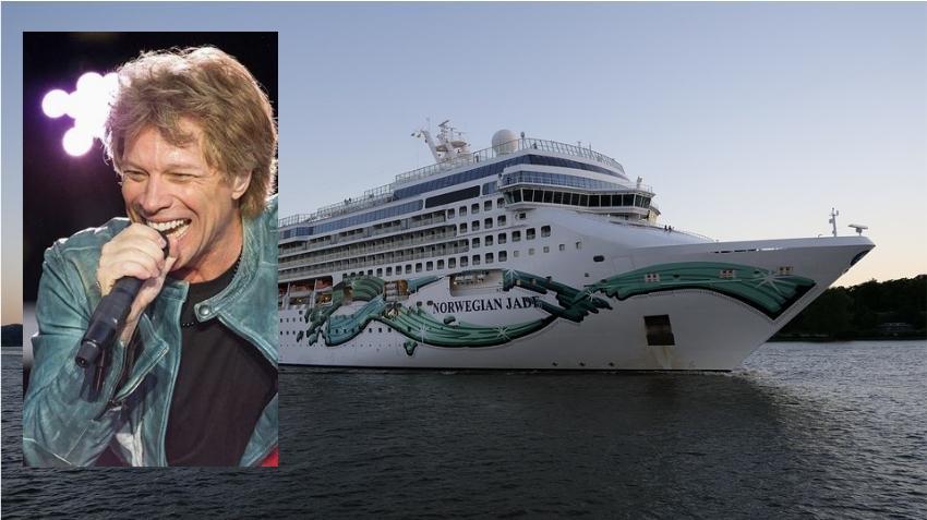 Espectáculo de Jon Bon Jovi en crucero de Norwegian de Miami a Las Bahamas