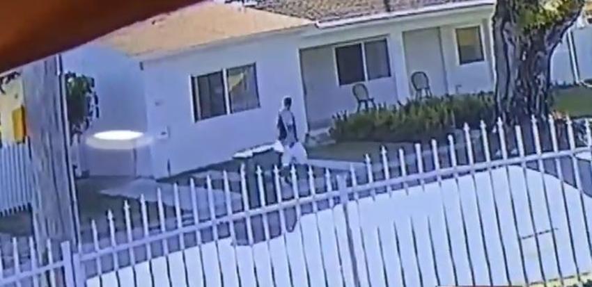 Autoridades piden ayuda para dar con un hombre que robó $5000 en joyas y efectivo de una casa en Miami