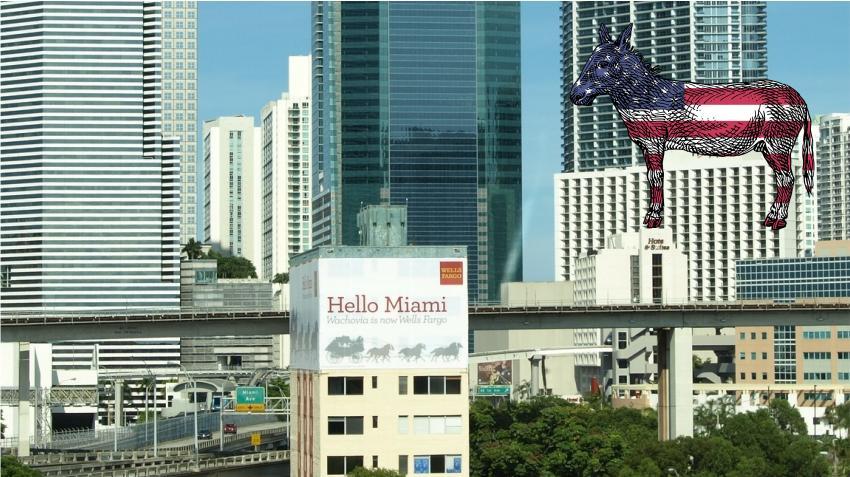 Demócratas tendrán su primer debate electoral en Miami