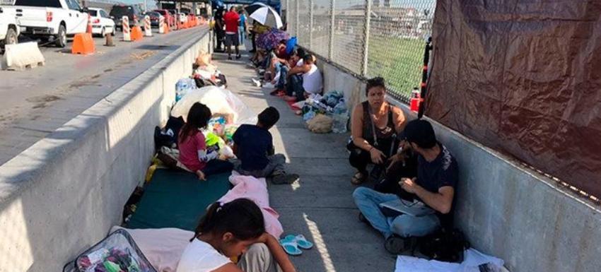 Nuevas restricciones proponen más trabas a las solicitudes de asilo en EEUU