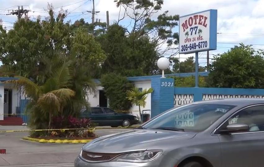 Arrestan a una persona sospechoso de disparar a otra persona en un motel de la Calle Ocho de Miami
