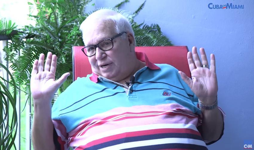 Actores y amigos del actor cubano Orlando Casín reaccionan a la noticia de su fallecimiento